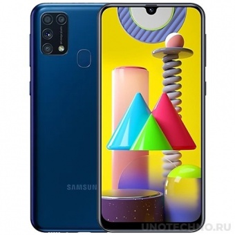 Смартфон Samsung GALAXY M31 128GB (2020) синий