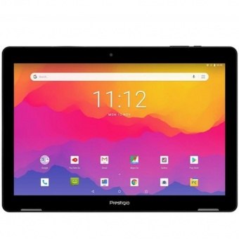 "Планшет Prestigio MULTIPAD PMT3771_3G 10.1"" IPS 1280x800 4*1.3GHZ 1GB 8GB GPS 3G AND"