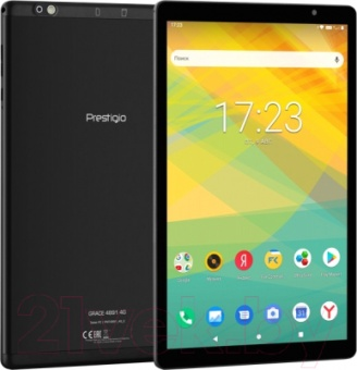 "Планшет Prestigio MULTIPAD PMT4891_4G 10.1"" IPS 1280x800 3GB 32GB GPS AND"